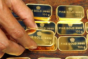 """can we synthesise gold """"even if we liquidated our gold we could only bring our debt down to $155 trillion,"""" beam notes openmarkets online magazine, produced by cme group."""